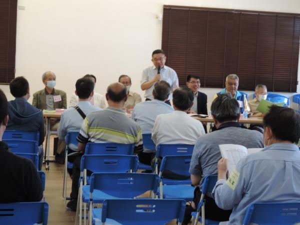 第一屆第二次會員代表大會活動花絮-1