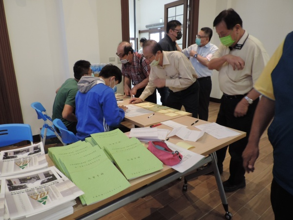 第一屆第二次會員代表大會活動花絮-4