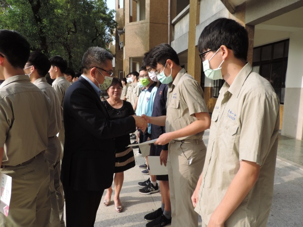 校友總會獎學金基金會頒發110學年第二學期獎學金-5